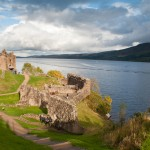 Spiritual Places: Loch Ness, Scotland.