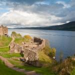 Spiritual Places: Loch Ness, Scotland.