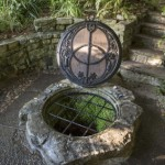 Spiritual Places: Chalice Well Gardens, Glastonbury.