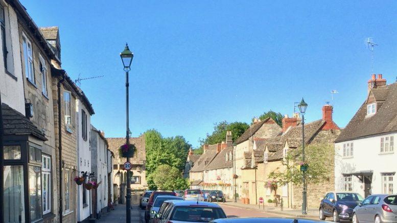 Cricklade First Town on the Thames